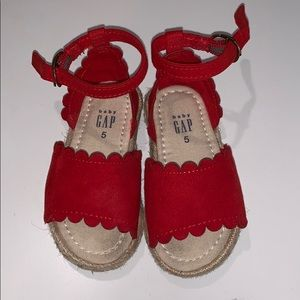 BabyGap Sandals